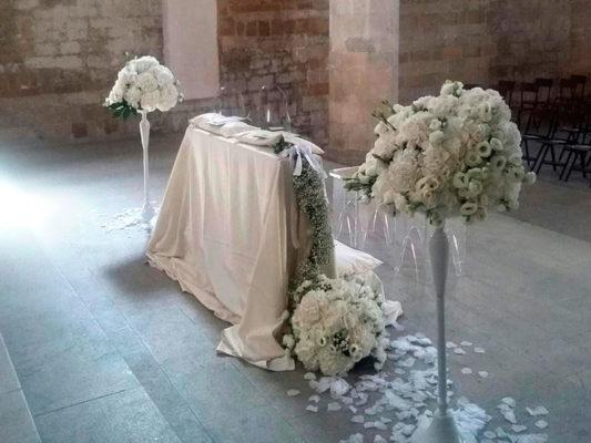 Ciavattini garden addobbi floreali per matrimoni