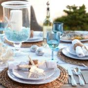 corso creativo decorare la tavola Ciavattini garden