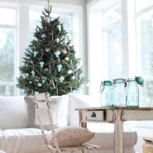 corso creativo albero di Natale Ciavattini garden Ancona