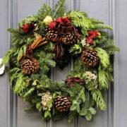 corso creativo Natale da Ciavattini garden Ancona