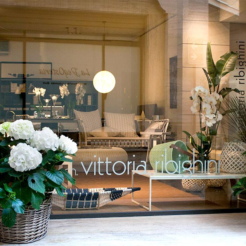Addobbi per eventi, allestimento floreale presso Arch. Vittoria Ribighini by Ciavattini Garden