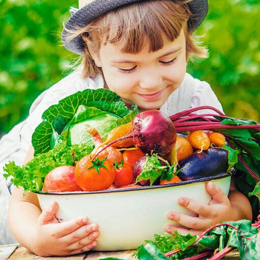 corso giardinaggio bambini Ciavattini